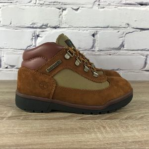 Timberland Sundance Youth Waterproof Field Boots